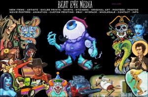 Beat EYe media