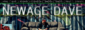 New Age Dave header