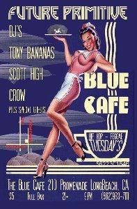 Blue Cafe, Long Beach