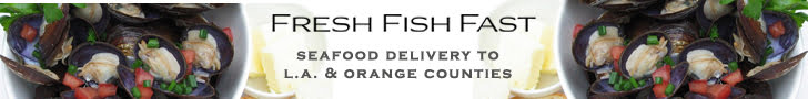 Seafood delivery adwords design