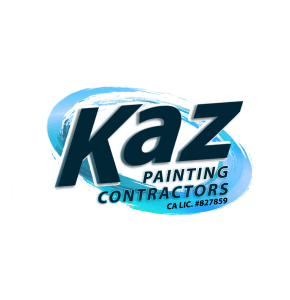 Kaz Painting logo transparent