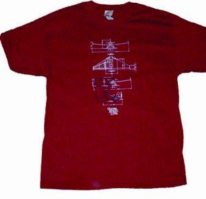 boyhood dreamer tshirt