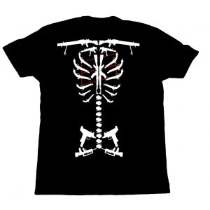 suspect bones t-shirt