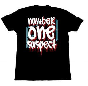 number one suspect design