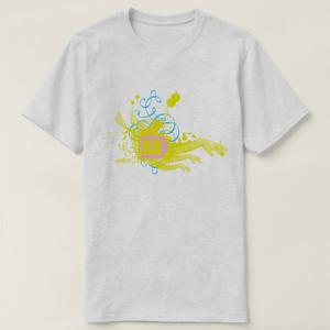 weird trip tshirt design