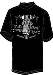 rock the brand t shirt design