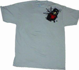mens streetwear astronuat shirt