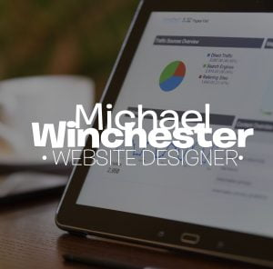 Michael Winchester Website Designer