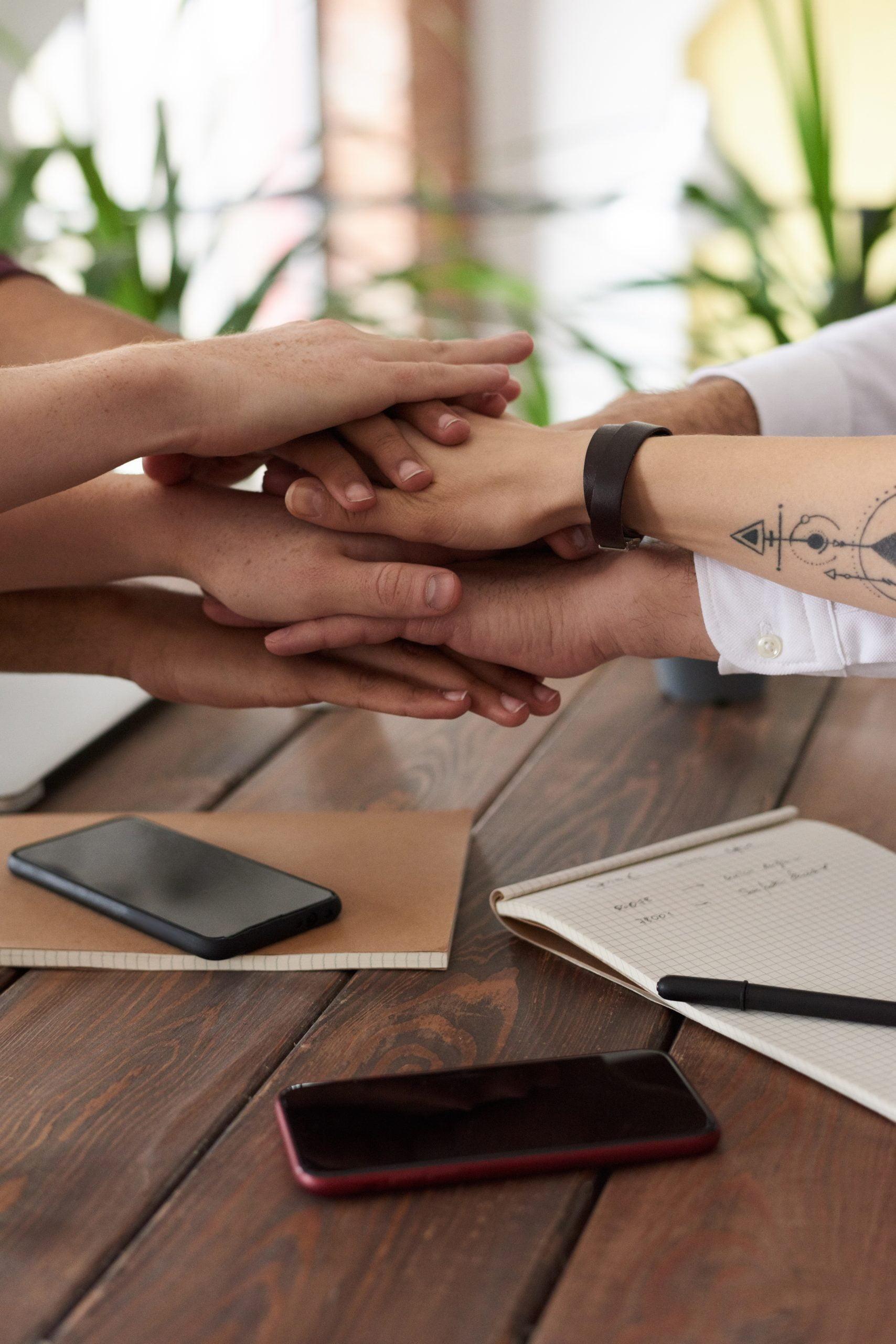collaborative ideas on website design