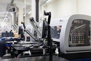 Direct to garment print machines