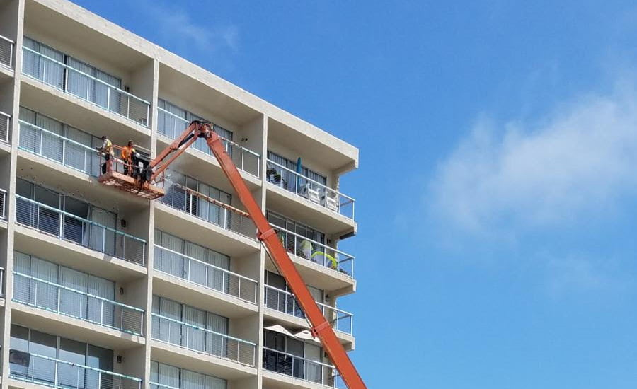 commercial painting and crane websites