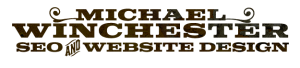 Western style logo for Michael Winchester SEO & Website Design